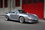 Filmpje: Porsche 911 (993) GT2, een droomauto