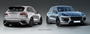Porsche Cayenne krijgt make-over door Atarius Concept