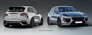 Porsche Cayenne krijgt make-over door Atatius Concept