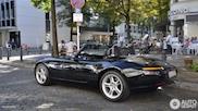 Gespot: BMW Z8 in Berlijn