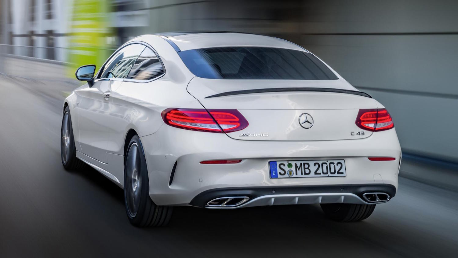 Mercedes Amg C43 Coupe A Budget C63