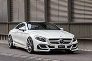 Mercedes-Benz S-Klasse Coupé door FAB Design