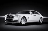 Rolls-Royce Ghost Eternal Love: voor de gefortuneerde Chinees