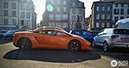 Exclusief: handgeschakelde Lamborghini Gallardo LP550-2