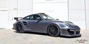 Atarius Predator is verouderde Porsche in nieuw jasje
