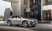 Bentley Bentayga wordt nog sportiever