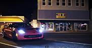 Corvette Z06 schittert in Super Bowl reclame