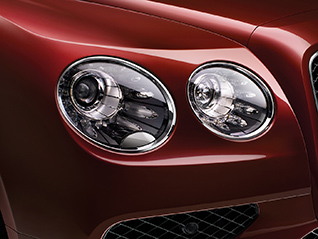 Bentley toont Flying Spur V8 S in Genève