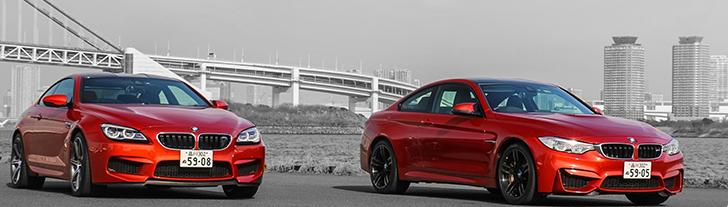 Fotografie: met een BMW M4 Coupé op pad in Tokyo