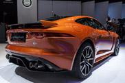 Geneva 2016: Jaguar F-TYPE SVR
