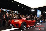 Eerste Honda NSX verkocht voor 1.2 miljoen euro