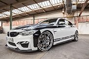 Carbonfiber Dynamics creates stunning looking BMW M4 Coupé