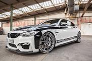 Carbonfiber Dynamics creates stunning looking BMW M4 Coupé