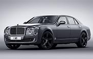 Gelimiteerde Bentley Mulsanne Speed draagt naam Beluga Edition