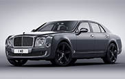 Gelimiteerde Bentley Mulsanne Speed draagt naam Beluga Edition