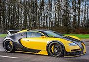 Oakley Design maakt one-off Bugatti Veyron 16.4