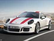 La Porsche 991 R se dévoile en avance