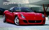 Ferrari 599 GTO voor minimaal 450.000 incl. BTW en BPM