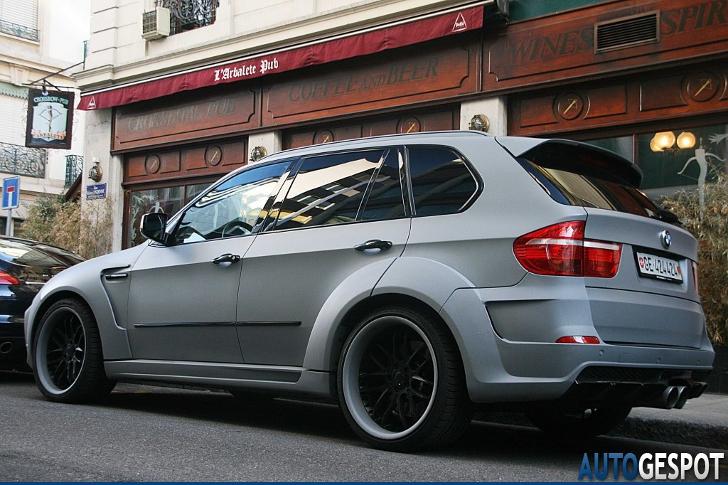 BMW X5 M Typhoon