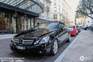 Bloody fast Mercedes-Benz Brabus E 61 Convertible spotted in Monaco
