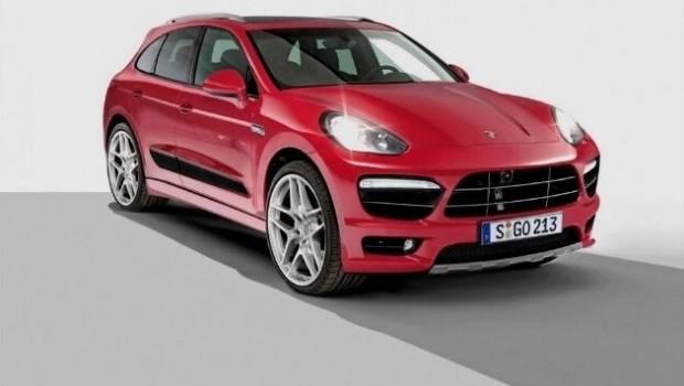 Is dit het uiterlijk van de Porsche Macan?
