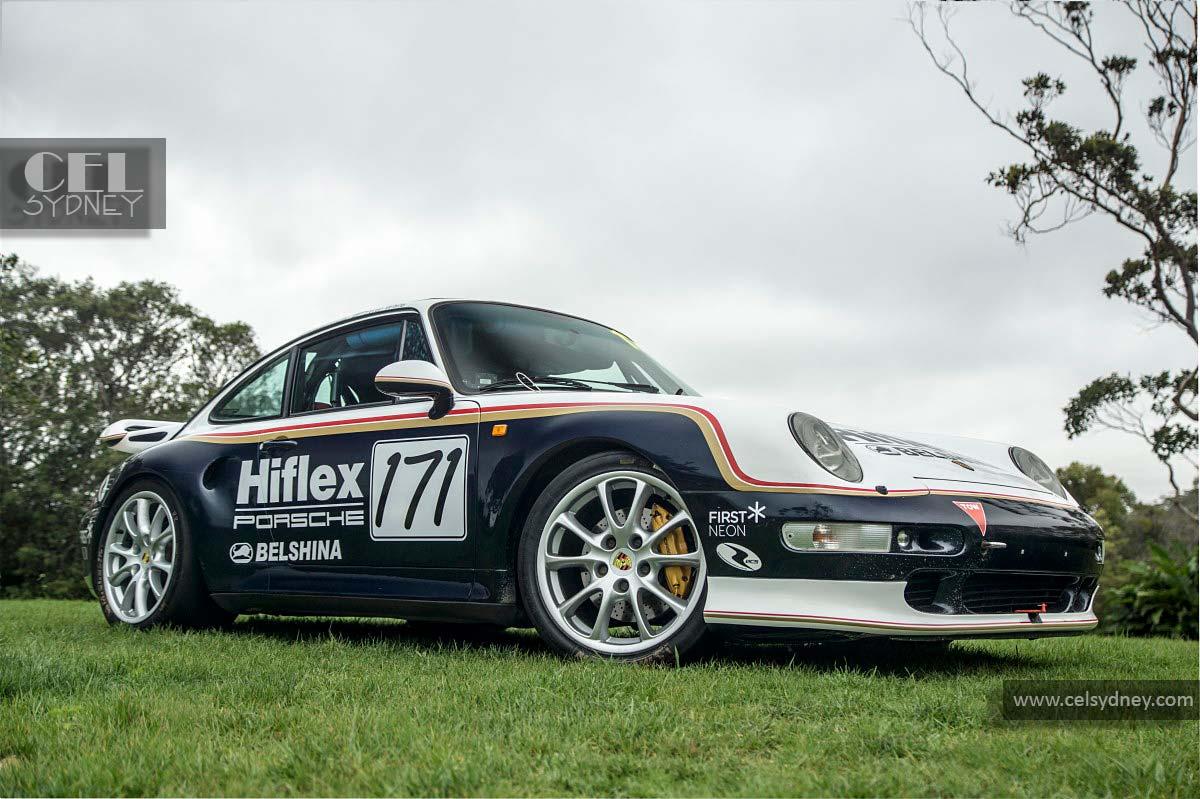 照片报告: 保时捷 993 turbo s