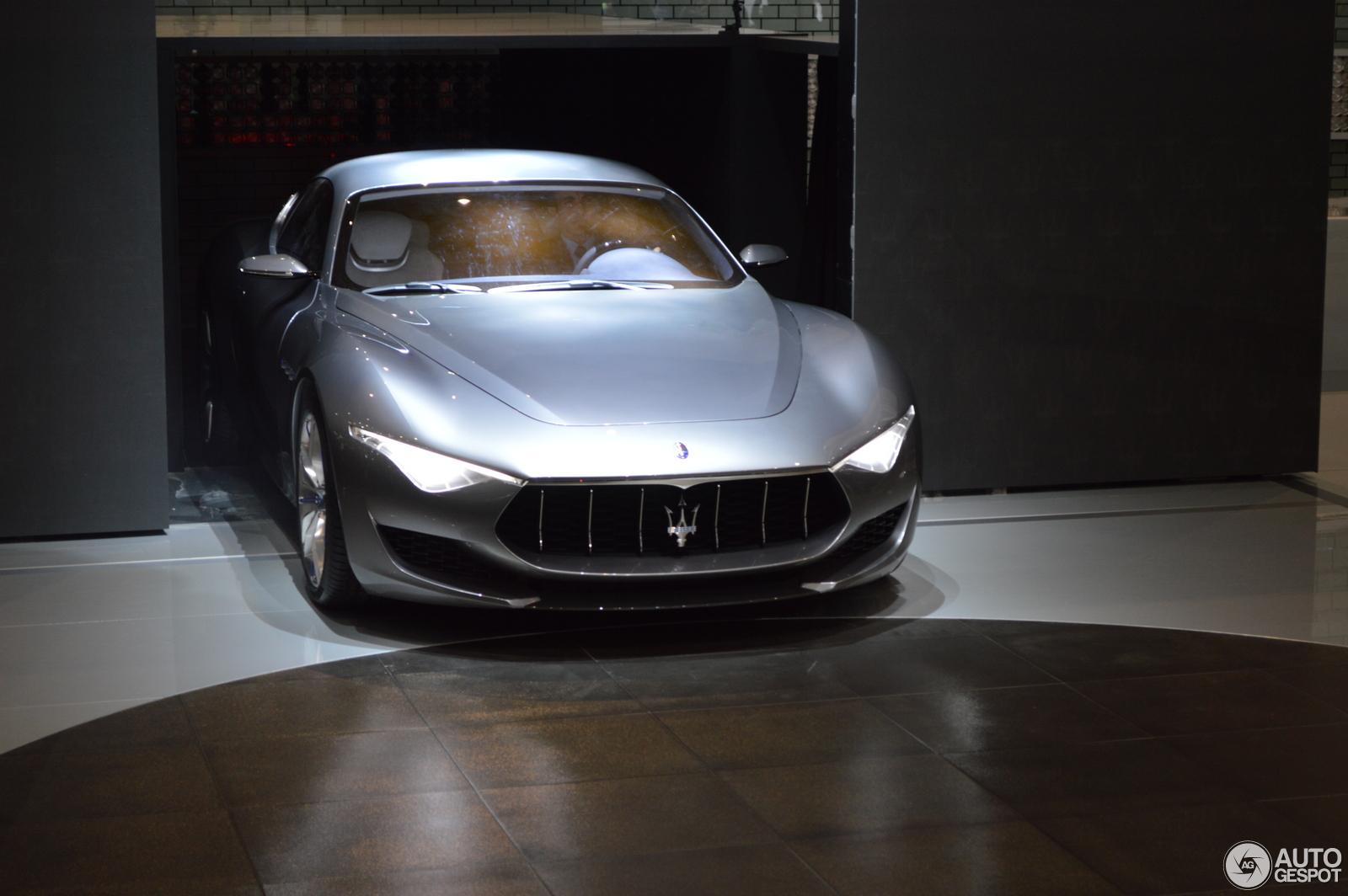 2021 - [Maserati] Alfieri Coupé 1