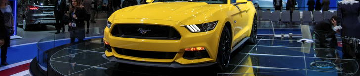 Specifications of the new Ford Mustang are finally unveiled