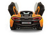 Officiële beelden McLaren 570S gelekt