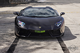 Photoshoot: Lamborghini Aventador LP700-4 Roadster 1 of 1