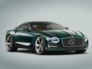 Bentley EXP 10 Speed 6 verschijnt ten tonele