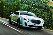 New Bentley Continental GT3-R will follow next year