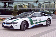BMW i8 for Dubai Police Force