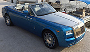 Topspot: Rolls-Royce Phantom Drophead Coupé Waterspeed Collection