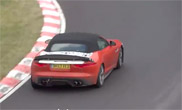 Movie: Jaguar F-Type R-S is being tested