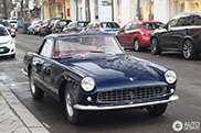 Chic appearance in Berlin: Ferrari 250 GT Coupe Pininfarina