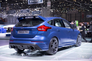 Ford Focus RS produces 345 hp!