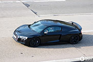New Audi R8 is already spotted!