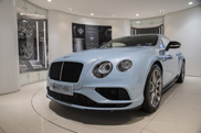 Saudi prince scatters with Bentleys