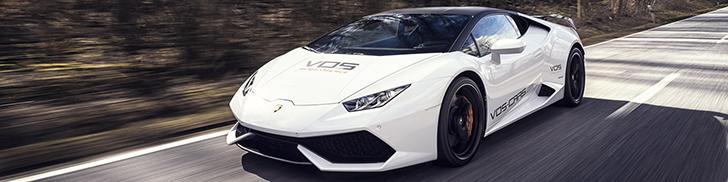 Report: Lamborghini Huracán LP610-4 made by VOS Performance