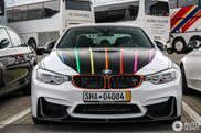 Scoop: BMW M4 F82 Coupé DTM Champion Edition
