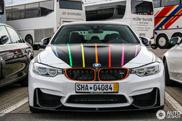 Scoop: BMW M4 F82 Coupé DTM Champion Edition