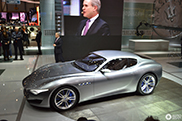 El nuevo Maserati GranTurismo sólo estará disponible en Coupé