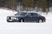 Bentley stretches the Mulsanne