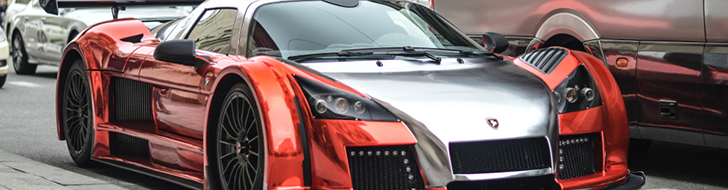 Verrassing in de Maximilianstraße: Gumpert Apollo S