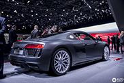 Nieuwe Audi R8 geprijsd in Nederland