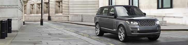 Range Rover SVAutobiography brengt luxe naar een hoger niveau