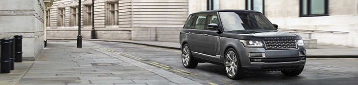 Range Rover SVAutobiography takes luxury to new Heights