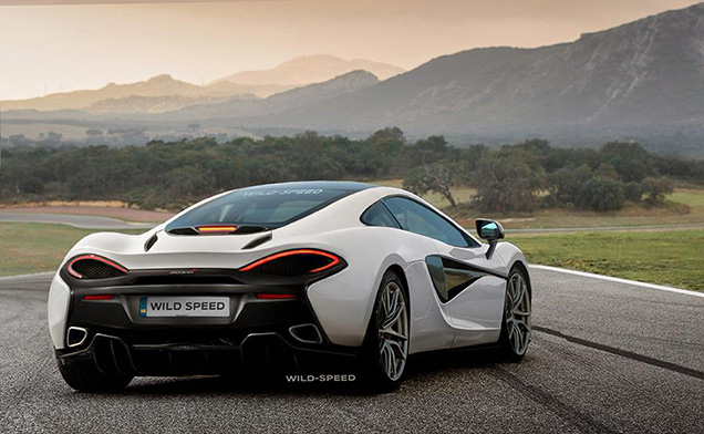 Mclaren Has Sort Of Revealed The Entry Level The First Car