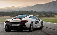 Rendering McLaren Sport Series